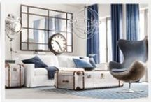 Interior Design / Dream décor for a hopeful future.