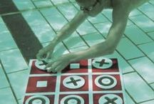 Fun In The Sun / Awesome pool games that will keep your kids busy for hours!  http://www.olympuspoolsfl.com/