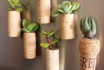 Home Crafts / Do it yourself, upcycle, and be all around creative with your personal santuary!