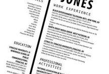 CV, resume