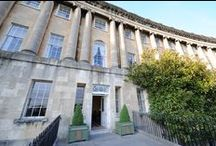 The Royal Crescent Hotel / by The Royal Crescent Hotel & Spa