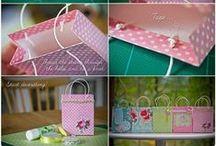 DIY Gift Bag/Gift Wrap