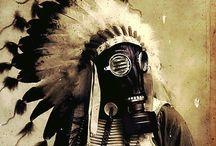 Masks & Customes