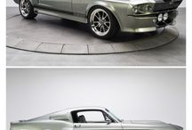 Mustang / The horse with most power. I love it!