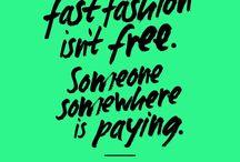 Ethical Fashion / #ethicalfashion #sustainable #ecofashion #fairtrade #unique #recycled #upcycled #handmade #ethicalisthenewblack #slowfashion #fashion #style