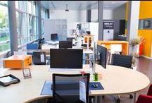 Büros / Eine kleine Tour durch unsere Büros in Dresden