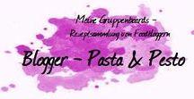 Blogger - Pasta & Pesto