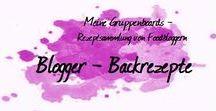 Blogger - Backrezepte