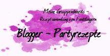 Blogger - Partyrezepte