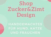 Tier Shop Zucker&Zimt / Hier gibt es handgemachte Einzelstücke für Hunde, Katzen und fürs Frauchen: Hundedecken, Hundehalstücher, Hundezubehör, Katzenspielzeug, Katzenkissen, Taschen.
