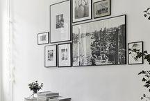 Foto/poster wand