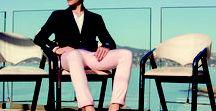 PANTALONS - SPRING SUMMER 2018 / Nuances sobres, teintes naturelles ou couleurs plus vitaminées : en 2018, IZAC décline le pantalon pour petits et grands dans un large choix de coloris à alterner au gré des envies pour une saison printemps-été placée sous le signe d'une élégance urbaine et décontractée.