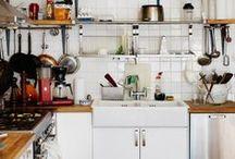 Kitchen / by Zenon Ziembiewicz