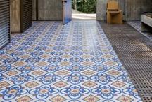 Tiles / by Zenon Ziembiewicz