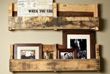 Shelves / by Zenon Ziembiewicz