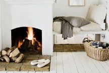 Fireplace / by Zenon Ziembiewicz