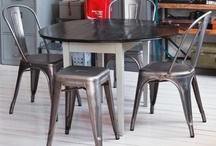 Table & chairs / by Zenon Ziembiewicz