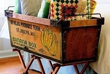 Bedside & coffee table / by Zenon Ziembiewicz