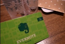 Evernote / by Ana carmen Modrego Lacal