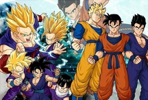 Dragon Ball  / Dragon Ball (Japanese: ドラゴンボール Hepburn: Doragon Bōru) is a Japanese manga series written and illustrated by Akira Toriyama. It was originally serialized in Weekly Shōnen Jump from 1984 to 1995, with the 519 individual chapters published into 42 tankōbon volumes by Shueisha. Dragon Ball was inspired by the classical Chinese novel Journey to the West.