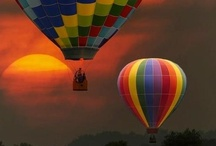 HOT AIR BALLOONS / by Phil 13