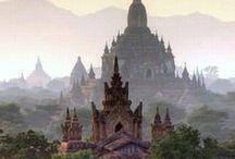 "Passport to Asia / ""People don't take trips. Trips take people."" -John Steinbeck"