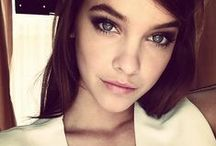 Barbara Palvin / @BarbaraPalvin / (born 8 October 1993) is a Hungarian fashion model and actress. Palvin was born in Budapest. At an early age, Palvin took up football and singing, considering them her favorite hobbies. In 2013, Palvin was ranked No. 23 on the Money Girls list by models.com. Palvin will appear in the 2014 film Hercules: The Thracian Wars