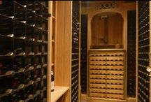 En Vino Veritas / For the vintage-lover, a great wine cellar turns a house into a home. Say cheers to these artfully-detailed larders.