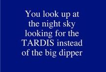 Doctor Who / by Ashley Hudecek