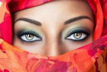 The eyes are the window of the soul