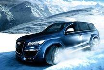 ‧:❉:‧Winter Wonderland‧:❉:‧ / Auf Ski oder Snowboard durch Pulverschnee gleiten. Mit dem Mietwagen von Sixt kurvige Bergstraßen erkunden. Genieß dein Winter Wonderland.