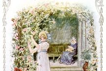 Jane Austen books and illustrations