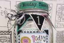 """As Seen on Pinterest / Ideas and tutorials for the great """"As Seen On Pinterest"""" projects you've seen on display at Ben Franklin Crafts - Oconomowoc."""