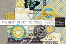 Freebes Kits de scrapbooking digital  / by Ana carmen Modrego Lacal