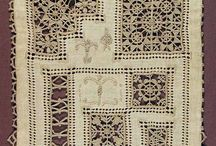 embroidery / Embroidery samples and patterns. Open white, Richelieu, Hedebo & more.