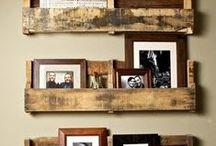 pallets / upcycling with pallets for garden & home