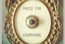 Champagne / A little champagne makes every day nicer.