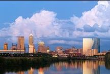 Downtown Indy / Attractions and events in beautiful downtown Indianapolis