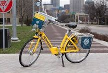 Biking in Indy / There's no better way to explore #Indianapolis than by bike!