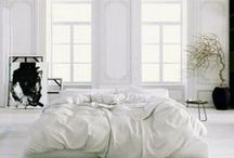 { In The || Bedroom } / Welcome to my place of slumber...the bedroom