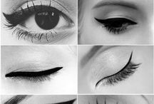 Makeup stuff / Tips and Makeup inspiration