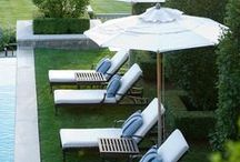 { Parties on the Patio } / patios, picnics & barbeques