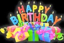 Birthdays , Babies, Anniversary.