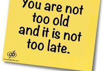 Getting older - No problem !!!
