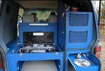 Self built camper van / Building your own camper van.
