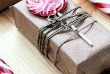 Git Wrapping / Papier Cadeaux