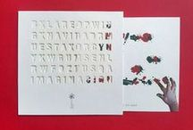 GRÁFICO / Proyectos de diseño gráfico en general. Piezas como christmas, calendarios, carteles...