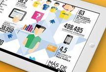 INFOGRAFÍA / Infografías de temática variada, realizadas para revistas, informes, carteles, sitios web...