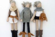 Dolls / Dolls from anywhere, all sorts, I love.