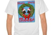 Christmas T-shirts for Newfie / T-shirts and other products with Newfie Christmas sayings and quotes.
